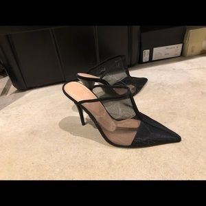 Zara heels EUC